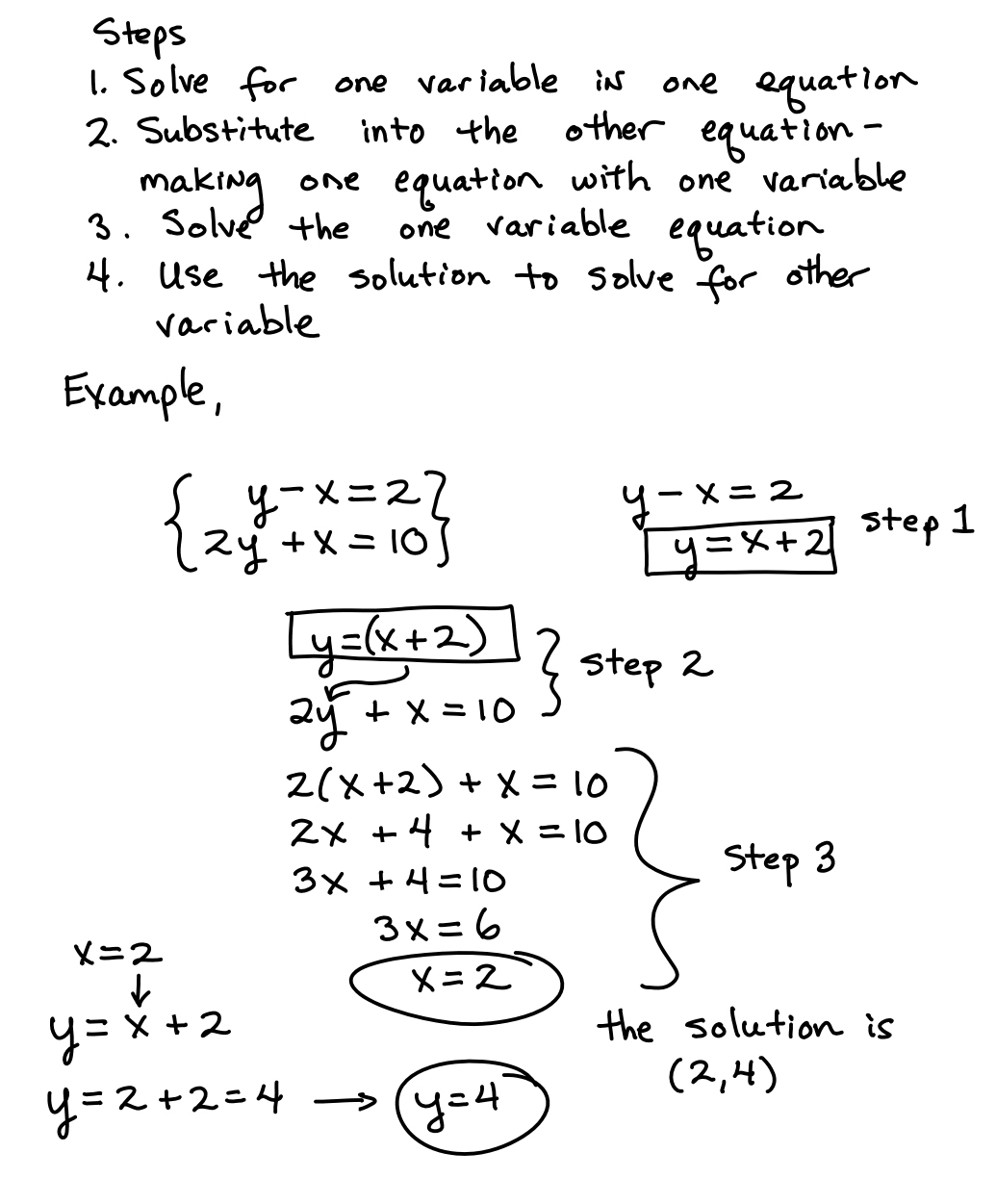 solve system substitution pre algebra mrs mcguire's 8th grade on word problems with integers worksheet